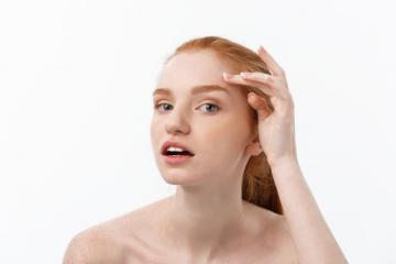Як позбутися прищів на обличчі?
